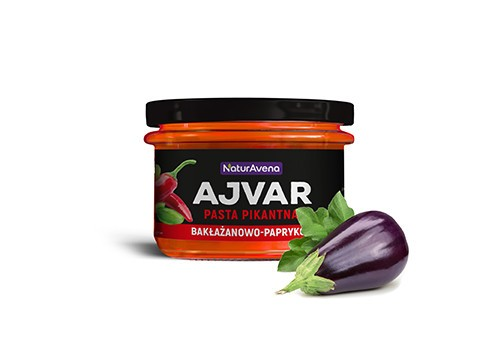 Ajvar spicy