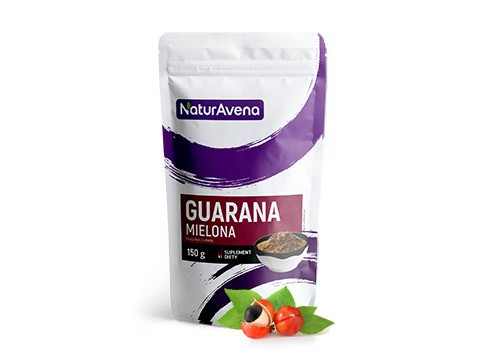 Guarana Mielona (SUPLEMENT DIETY)